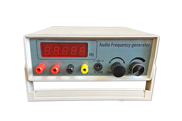 SM835 audio frequency meter